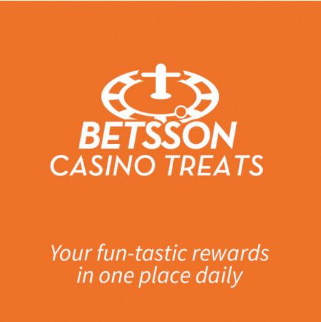 betsson casino free spins