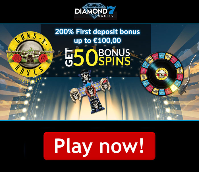 Diamond 7 casino free spins