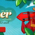 Summer Free Spins & Bonuses all week at Next Casino
