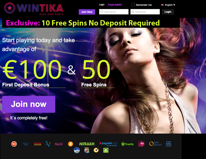 No Deposit Casino Bonus Codes for 2019