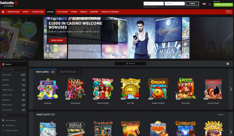 Betsafe Poker Online Review - Get 100% Welcome Bonus