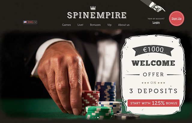 Empire casino slot reviews