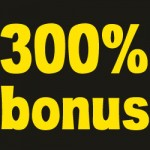 FUTURISTIC EXCLUSIVE 300% Bonus up to £/€/$150 now available at Casino Cruise