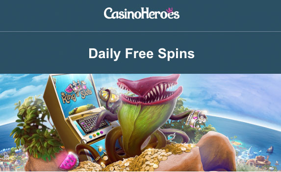 King casino 50 free spins