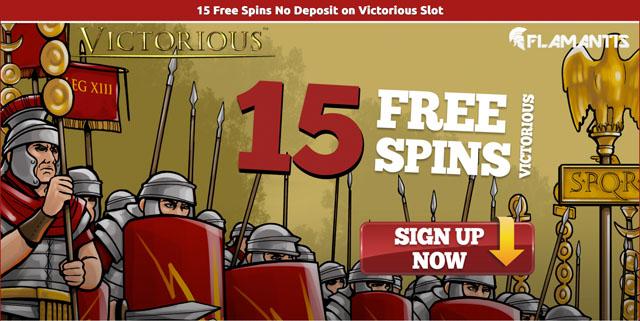 slots online no deposit victorious spiele