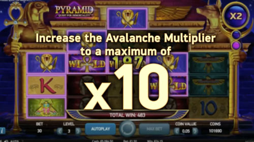 Pyramid Quest for Immortality Slot 4