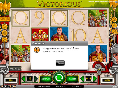 free casino slots online victorious spiele