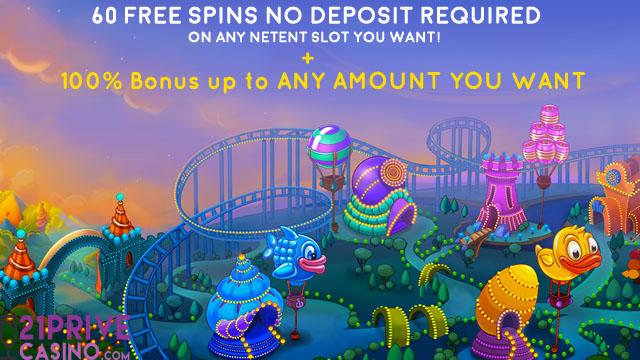 free spins no deposit 2019 netent
