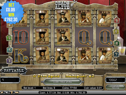 Dead-or-Alive-Slot-Big-Win-9pence-bet