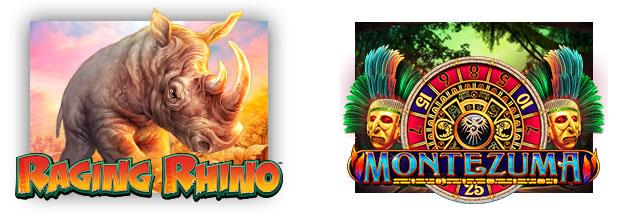 Montezuma-RagingRhino-Slot