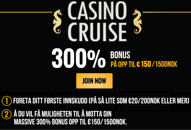 Check out the Best Casino Bonuses below