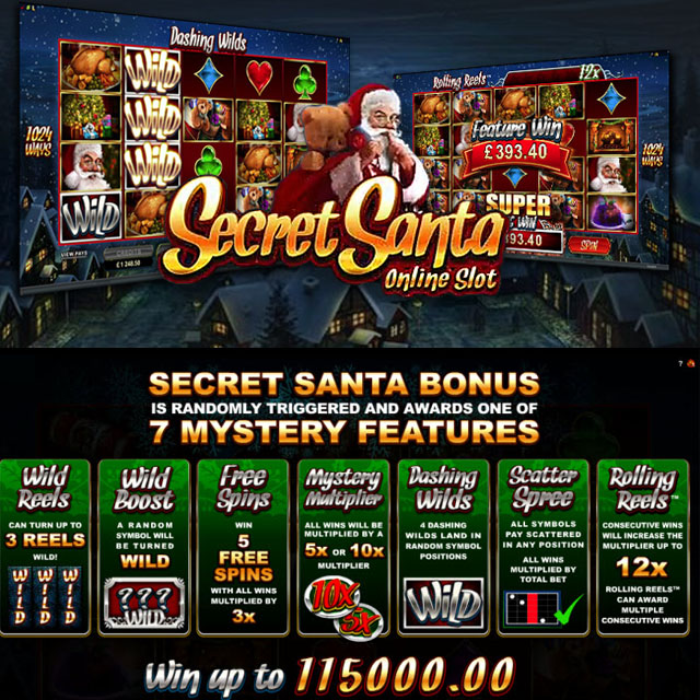 SECRETSANTA-ONLINE-SLOT-MICROGAMING