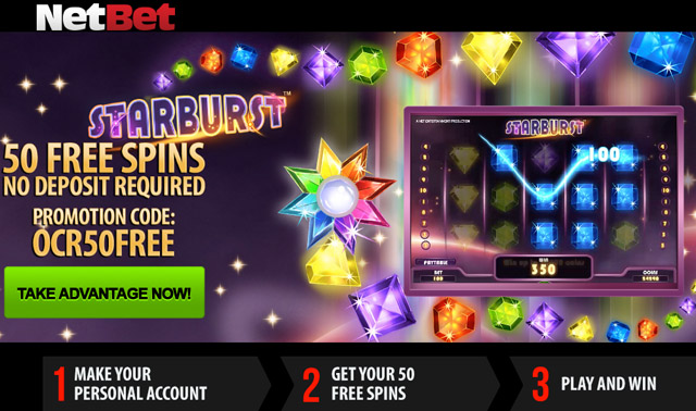 NetBet-50-FreeSpins-No-Deposit-Required