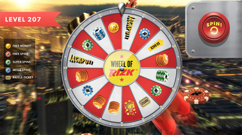 Free Spins Casino Bonus - The Rizk Spin Exchange - Rizk.com
