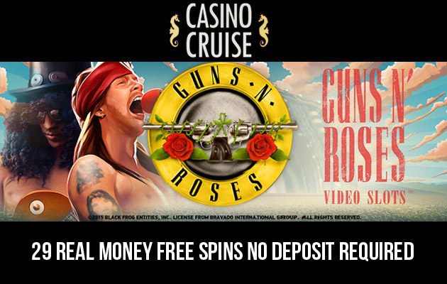 free spins real money online casino