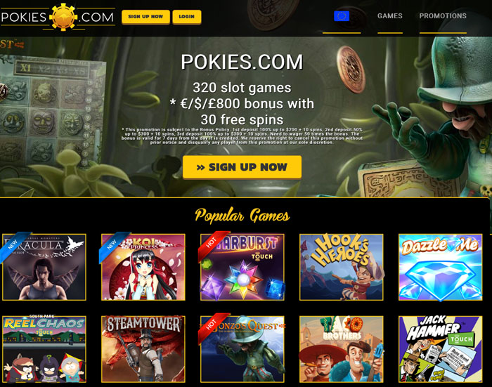The Best Free Pokies Casinos 2018