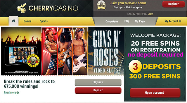 Free spins casino no deposit required 2018