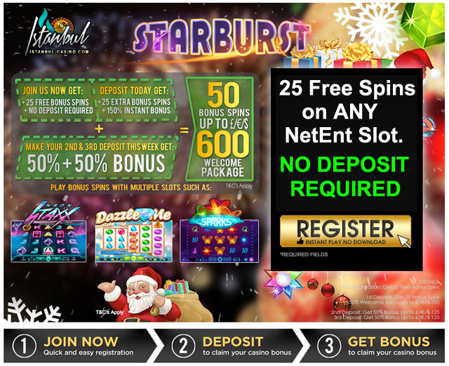 istanbul-casino-25freespins-on-any-Netent-slot