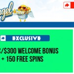 New Slots Angel Bonus Code to unlock £/€/$300 Welcome Bonus and 150 Free Spins