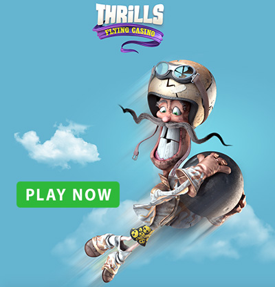 Thrills Casino | Play Wild Wild Chest | Get Free Spins