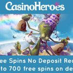 CasinoHeroes UPGRADES with new Boss Battle Mechanism, New Currency for Buying Free Spins & 10 No Deposit Free Spins now available