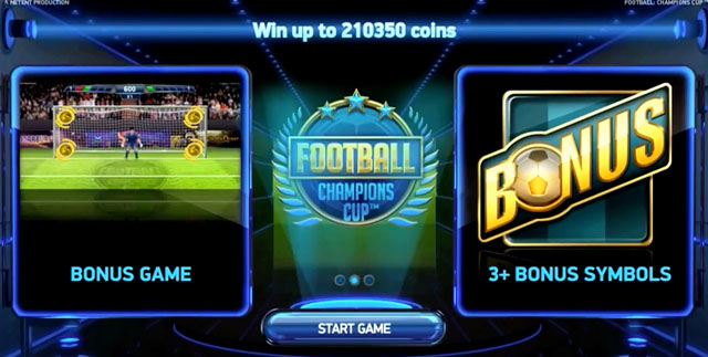 free online slot machines football champions cup
