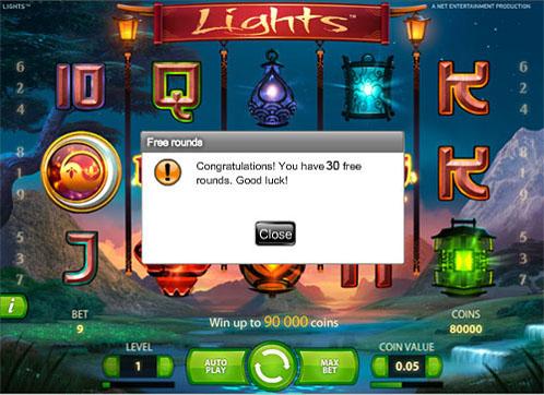 Обзор слота от виртуального казино