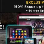 Dragonara Casino EXCLUSIVE 150% Bonus up to €250 + 50 NetEnt Free Spins