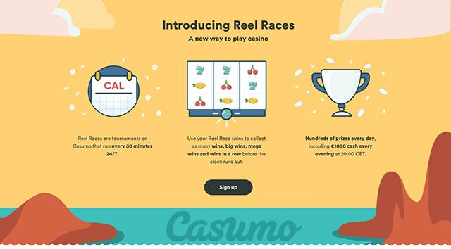 CasumoCasino_Reel_Races