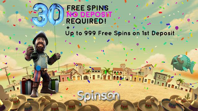 spinson-new-30freespins-nodeposit
