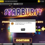 Trada Casino No Deposit Free Spins Offer: Get 50 Free Spins NO DEPOSIT REQUIRED on Starburst