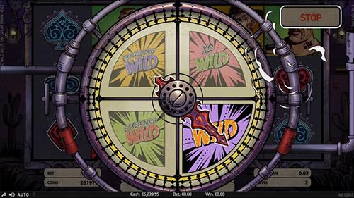 Wild Wild West Slot free spins