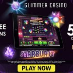 Glimmer Casino | 20 Starburst No Deposit Free Spins on Sign up | NetEntFreeSpins.info