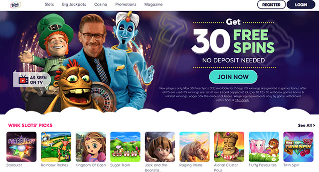 casino slots with free spins