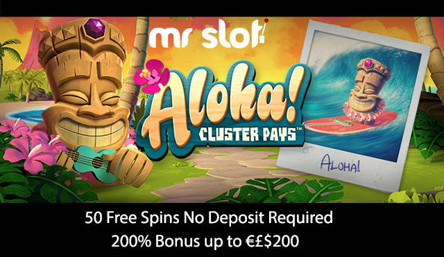 New Bonus Code To Get 50 Free Spins No Deposit Required At Mr Slot