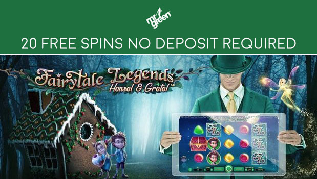 Hansel and Gretel No Deposit Free Spins