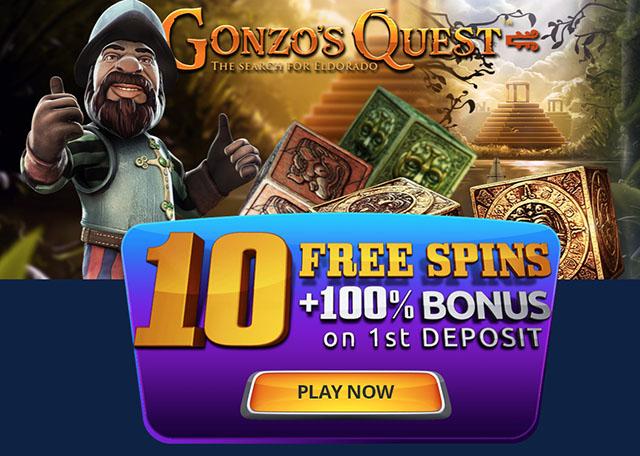 Casino 10 free spins no deposit