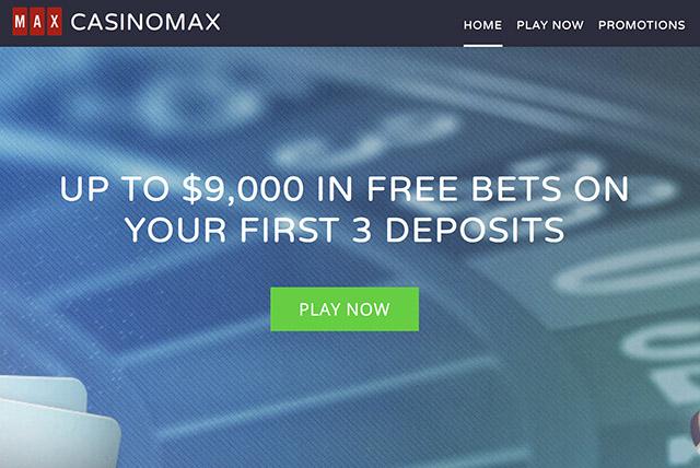 CasinoMax - Australia OK
