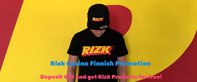 Rizk Casino Finnish Promotion