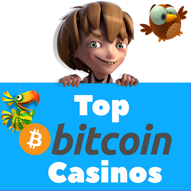 Top BitCoin Casinos List