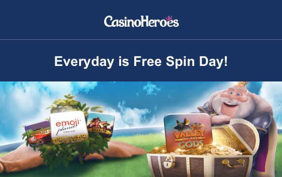 440 free spins