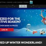 Guts Casino $100,000 Winter Wonderland Giveaway! Join now to get your fair share of the spoils!