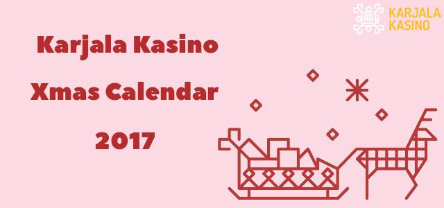 Karjala Kasino Christmas Free Spins