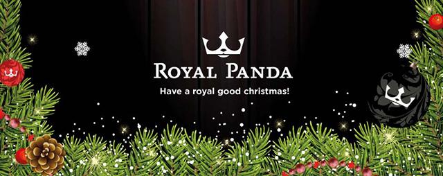 Royal Panda Casino Christmas Calendar 2017