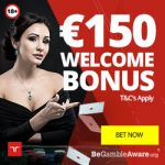 €150 Jetbull Casino Welcome Bonus offer just for you! Get it today!