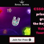 Royal Panda Valentines Tournament 2018 – €5500 worth of awesome cash prizes up for grabs!