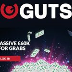 Guts March 2018 Jackpot Week Promotion now on! Win up to €60,000 in cash prizes!